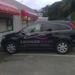 The Lavender Room Honda CRV