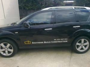 Southern Build Contstruction Outlander