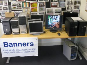 Computers and Monitors
