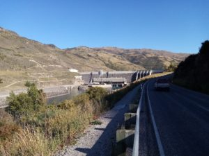Short excusion to the Clyde Dam