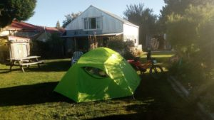 Camping at Crow's Nest, Oturahua