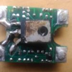 Inside of Solid State Relay