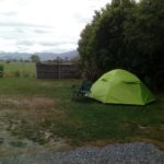 Camping at Alpine Pacific