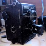 Lubitel Front Right View